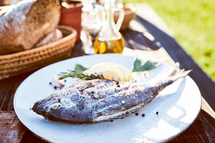 Grilltipp 4 Fisch