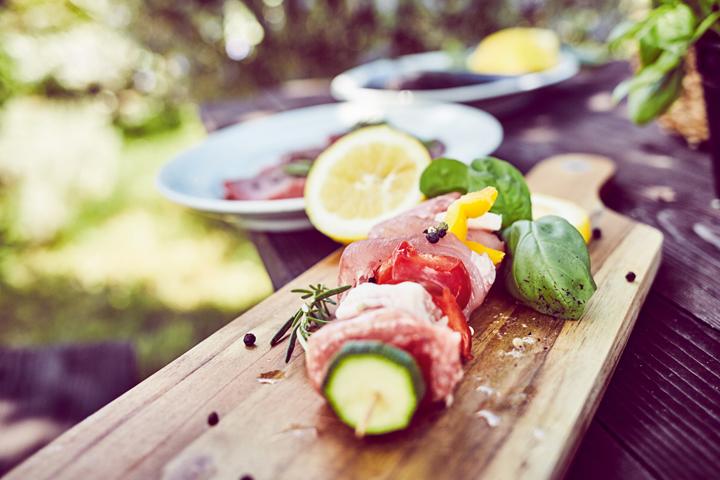 Grilltipp 9 Gemüse